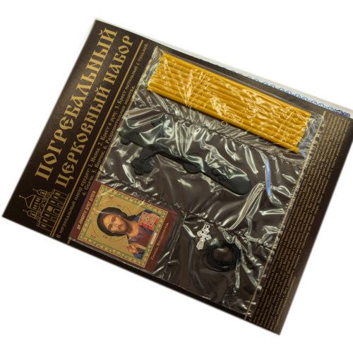 Церковный набор для похорон на картоне цветной купить в Минске