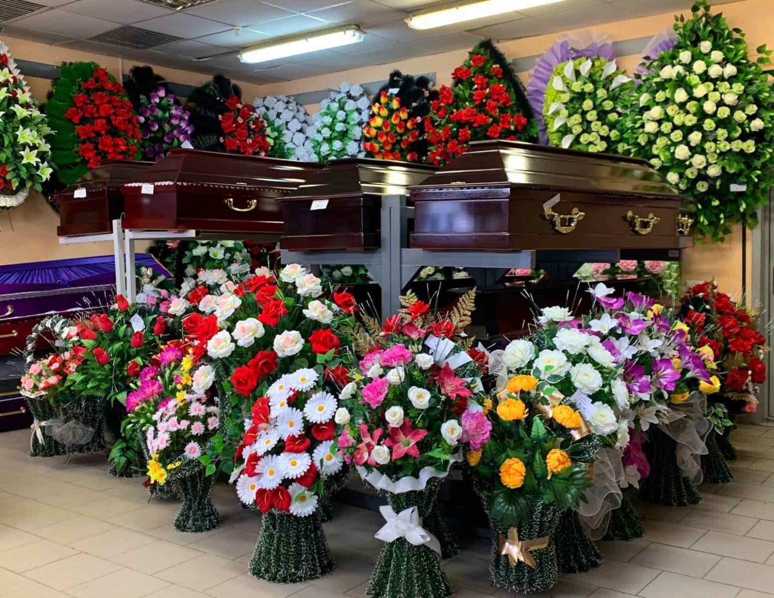 Организация похорон, церемония прощания и похоронные услуги в Минске